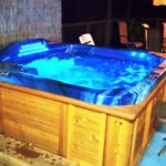 Relax in your own Hot Tub