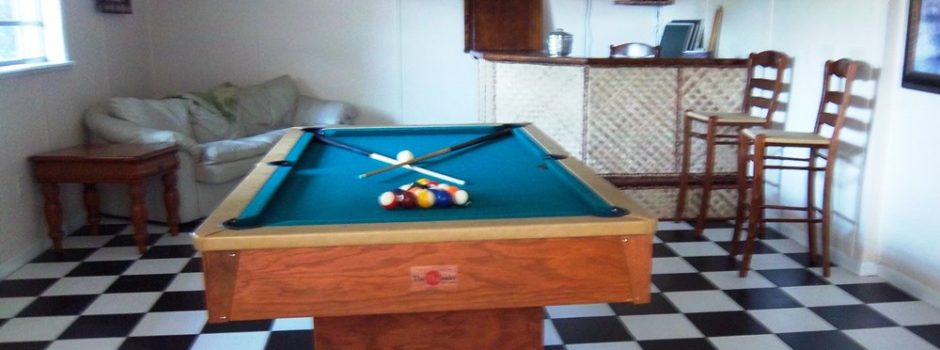 Lake Pool Table
