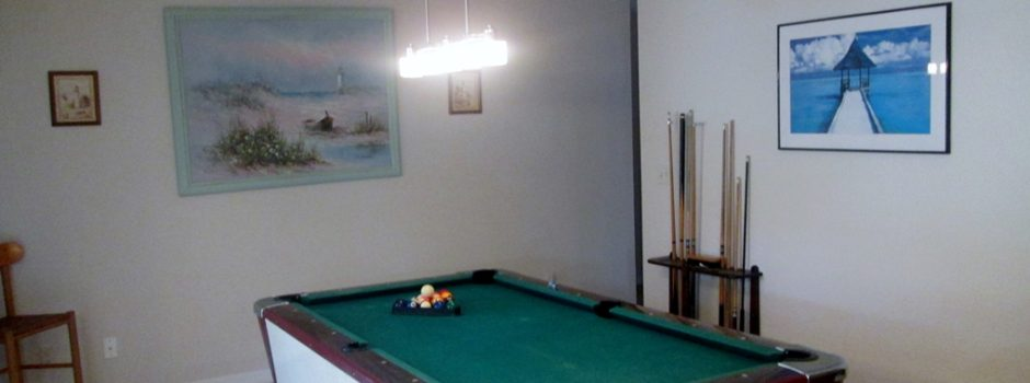 Pool Table Sea 1018