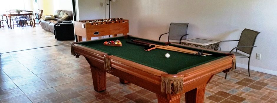 Pool Table Water 1062